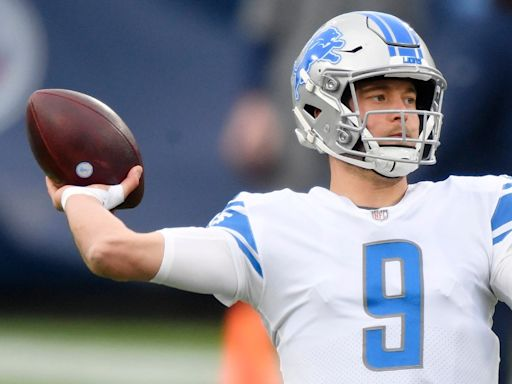 Peter King would assemble Washington QB room with Matt Stafford, Alex Smith