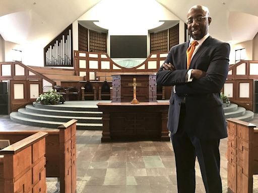 Rev. Raphael Warnock's allies warn of backlash in Georgia Senate runoff race over sermon attacks