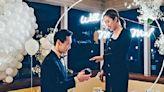 Executive日記——伍家朗8號波求婚成功