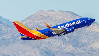 Southwest's 'spider web-like' route map is why flights as far as California were canceled due to weather in Florida - here's how it works