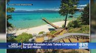 Sen. Dianne Feinstein's Tahoe Vacation Compound Up For Sale, Asking Price: $41 Million