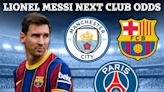 Lionel Messi transfer odds - PSG to sign Barcelona hero 'in next 48 hours'