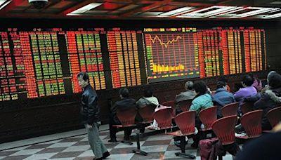 A股逾3200隻個股下跌 滬指跌下3700點