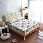 Ally愛麗 乳膠涼感抗菌 側邊強化獨立筒床墊 雙人5尺