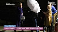 Jennifer Lawrence and Cooke Maroney's Guests Enjoyed Late-Night Snacks at Wedding Afterparty