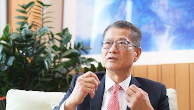 陳茂波:將繼續向內地爭取擴大多項互聯互通安排