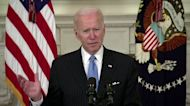 Biden pledges vaccine for every adult by end of May