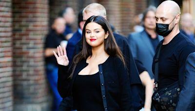 Watch Selena Gomez Show Off Her New Bob Haircut on TikTok