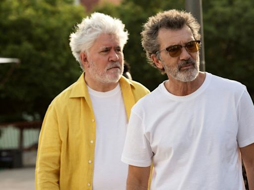 Antonio Banderas reveals why an emotional Pedro Almodóvar once left the set of Pain and Glory