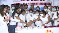 India celebrates 1 billion COVID-19 vaccine doses