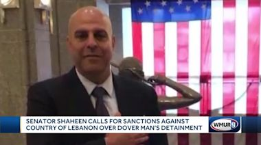 Senator Shaheen condemns the country of Lebanon over Dover man's detainment