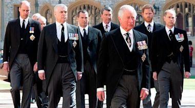 皇夫逝世|《每日鏡報》:哈里奔喪前寫家書剖白 惟未能修補與查理斯關係 | 蘋果日報