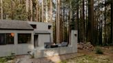 You Can Stay in This Magical Forest Retreat in Northern California