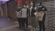 警方破荃灣非法賭檔拘39人 兼涉違反限聚令