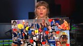 Taylor Swift's appearance on 'The Late Show With Stephen Colbert' has fans scrambling for answers