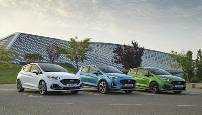 Ford推出互聯、電氣化全新小改款Fiesta 提供1.0三缸+48V輕油電混合動力新選擇