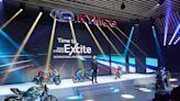 Kymco KRV主力領銜,紅黃白電新車四重亮相,電動重機於義大利生產