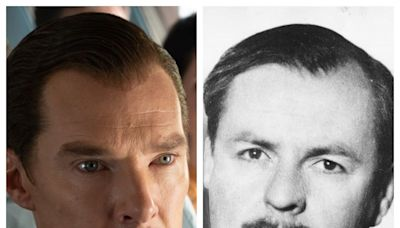 Benedict Cumberbatch's unlikely spy: What's real, what's not about 'The Courier' Greville Wynne