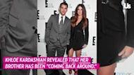 Rob Kardashian Shares Pool Pic With Tristan Thompson on Family Vacation