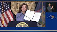 Gov. Kathy Hochul signs request for Major Disaster Declaration