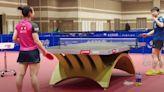 乒乓外交變乒乓鬧交— 伊藤美誠與孫穎莎的故事 「和你打球,我很愉快」   記者關震海   獨立媒體