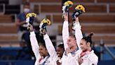 The U.S. Women's Simone-Less Silver Medal Was a Triumph