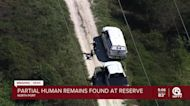 Apparent human remains located near where Brian Laundrie's belongings found