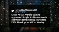 How will Los Angeles fare without Anthony Davis?