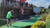 Not small at all: Welcome to the world of professional mini golf
