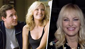 Malin Akerman shares her favorite part about playing Tess in '27 Dresses'