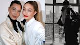 Gigi Hadid Just Shared the First Photo of Baby Khai with Her Aunt Bella Hadid