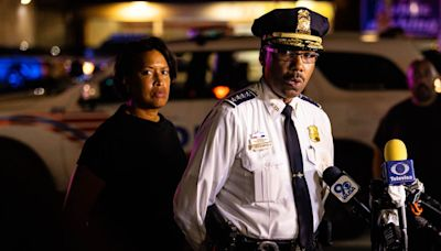 DC police chief blames 'barely open' courts for contributing to crime