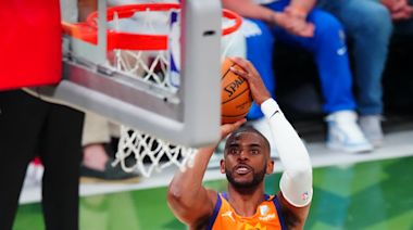 NBA/若保羅計畫離開太陽 專家預估4隊最有機會搶人