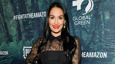 Nikki Bella Sends Ex John Cena Belated Wedding Congrats