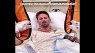 Grosjean's 'miracle' escape from F1 Bahrain crash