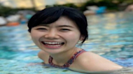 福原愛歡慶31歲生日 泳裝照曝曬恩愛