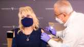 Dolly Parton gets 'dose of her own medicine' with COVID-19 shot, rewrites 'Jolene' about vaccine