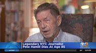 Pete Hamill, Legendary New York Newspaper Columnist, Dies At 85