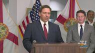 Gov. Ron DeSantis Blasts President Joe Biden For Singling Out Florida Over Coronavirus
