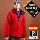 【戶外趣】西班牙原裝GORETEX 兩件式高防水防風外套(男GTX001M)
