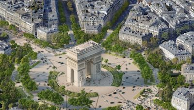 Paris mayor forges ahead with plan to greenify iconic Champs-Élysées