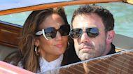 Jennifer Lopez & Ben Affleck Aren't Following Each Other On Instagram Despite Rekindled Romance