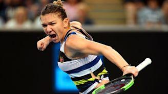 Simona Halep says facing Serena Williams will be a 'huge challenge' after thrashing sister Venus