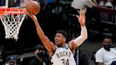 Tickets are still available for the Milwaukee Bucks' home playoff game Sunday against the Brooklyn Nets