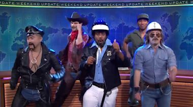 'SNL' vows to 'Shave Ivanka's Head' if Village People songs continue to be played at Trump rallies