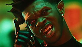 Lil Nas X Turns Into A Vampire In 'Matrix-inspired Music Video For 'Rodeo' With The Original Nas