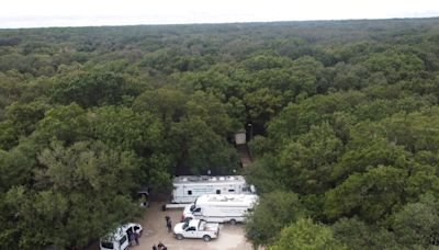 Search for Brian Laundrie focuses on rugged Florida reserve locals call a death trap