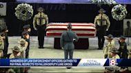 Deputy Luke Gross remembered as kind, dedicated to family, community
