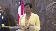 Atlanta Mayor Keisha Lance Bottoms announces she is not running for re-election
