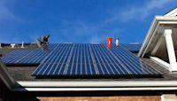 California Celebrates Reaching One Million Solar Roofs Milestone; New Focus on 'One Million Solar Batteries' Goal